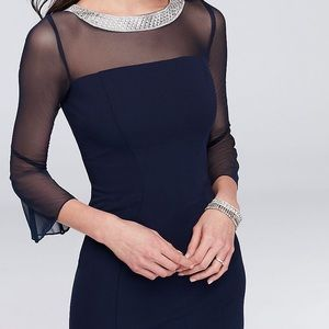 Alex Evenings Dresses - Black cocktail dress
